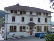 Mairie de Montbenoît