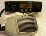 TK-815 mit Mikrofon