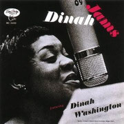 the Funky Soul story - Dinah Washington - LP Dinah Jams (1954)