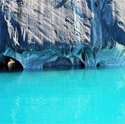 Lago ghiaccio, Patagonia
