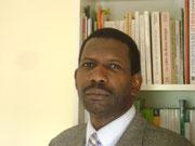 Abdoul BA, géographe, maître de conférences à l'Université Evry.
