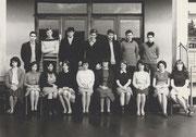 Classe de seconde (1964-1965)