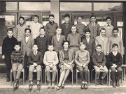 Classe de cinquième (1961-1962)