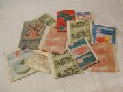 Papierverpackungen aus der DDR