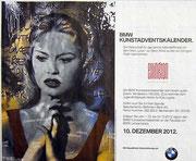Devin Miles, Karoline Herfurth, BMW Kunstadventskalender