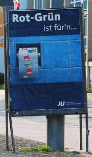 JU-Plakat