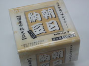 朝日納豆【国産】 50g ×3
