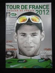 Dossier de presse PMU  Tour de France 2012