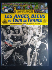 Les anges blus du Tour de France