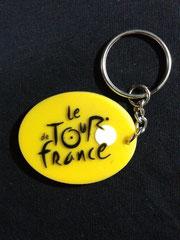 """Porte clé """"Le Tour de France"""""""