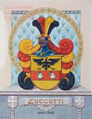 Zuccotti, Familienwappen
