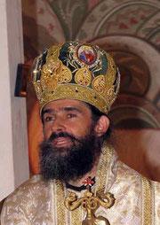S.E. Mgr Martin, évêque de l'E.O.F.