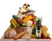 Cosa mangiare nella dieta mediterranea