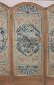 Paravent de la Savonnerie, Musée d'Abbeville, © musée d'Abbeville