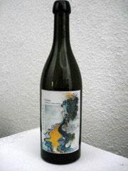 Weinetikette in Jahr 2008: Weinquelle