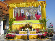 Photo royale au Doi Sutep