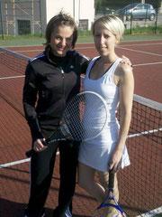 Sabrina Heranney & Céline Pierrot