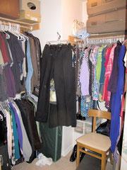 Closet organizing Gig Harbor Wa