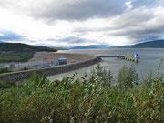 W.A.C Bennet Dam
