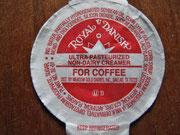 Kaffi-Rahm auf Amerikanisch - sehr zum Wohl...
