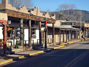 Taos - Historic District