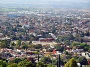 Blick auf San Miguel de Allende