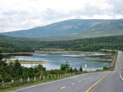 "Durch ""Gros Morne Natl. Park"" nach Rocky Harbour"