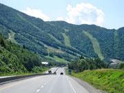 Skigebiet Nähe Corner Brook