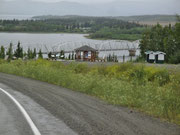 Nisutlin River Bridge - Teslin