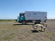 Gannet's nest Campground