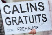 Câlins gratuits
