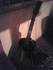 ギブソンの12弦。これでロバジョンンを。
