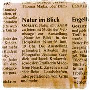 Wochenkurier Görlitz, 20. Juni 2012, Seite 9