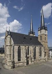 Johanneskirche Saalfeld