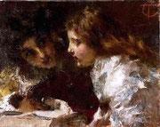 TRANQUILLO CREMONA - Primo amore (1872)