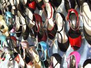 Tiens? Des chaussures tango...