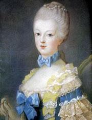 Marie-Antoinette (J. Ducreux, 1769)