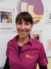 Fitness-Fachwirtin Katharina Jergla