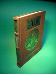 Zelda Ledereinband Sammlerausgabe Sammlerstück Unikat