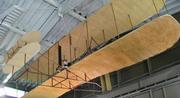 ライト兄弟の復元機(飛行館HPから)