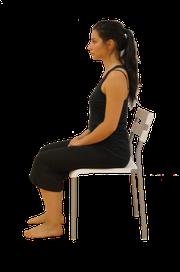 Richtig Sitzen, Stehen, Gehen und Atmen - darauf kommt es an!