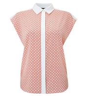 Geo print blouse Hobbs