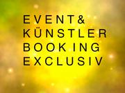 Exclusives Künstler Booking