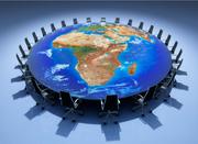 Глобализация – способ завоевания планеты Земля мировыми банкирами.
