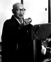 井上義衍老師