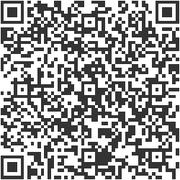QR-Code Praxis-Adresse Dr. Rauch, Zahnarzt Weiden in der Oberpfalz
