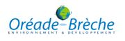 Logo et accès au site Web d'Oréade Brèche