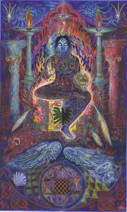 l'Archange des nuits éternelles
