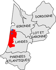 carte de localisation du territoire