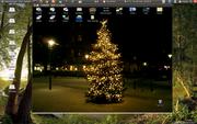 PC/GEOS weihnachtlicher Hintergrund